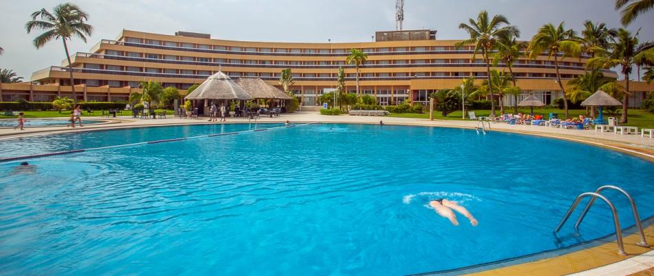 Cotonou- Bénin Marina Hôtel