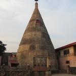 Le temple des Zangbéto à Porto-Novo