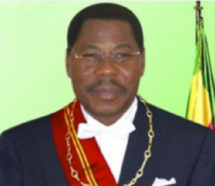 Thomas Boni YAYI Président de la République