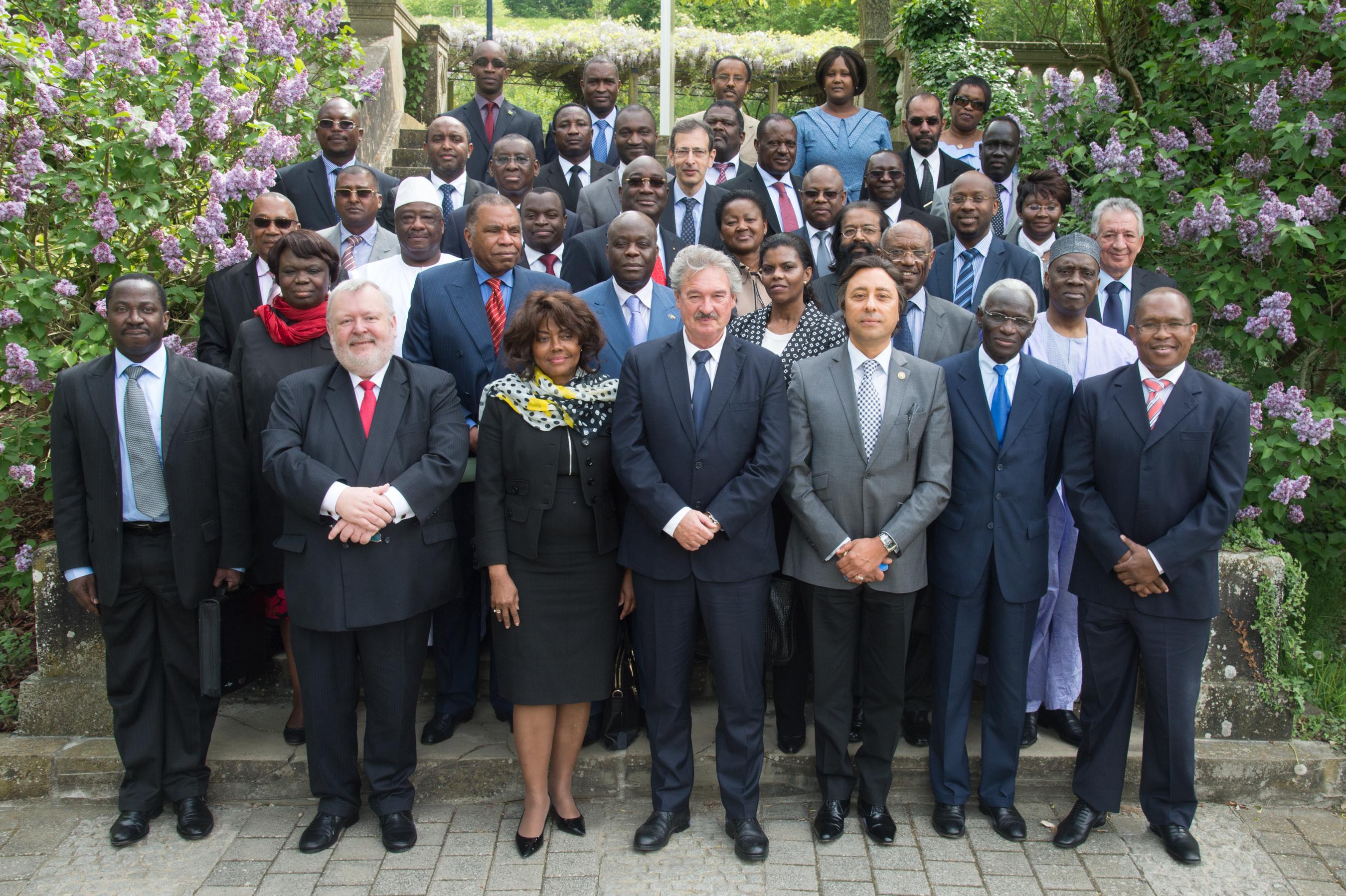 Rencontre afrique