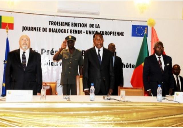 3ème édition du dialogue politique entre le Bénin et l'UE